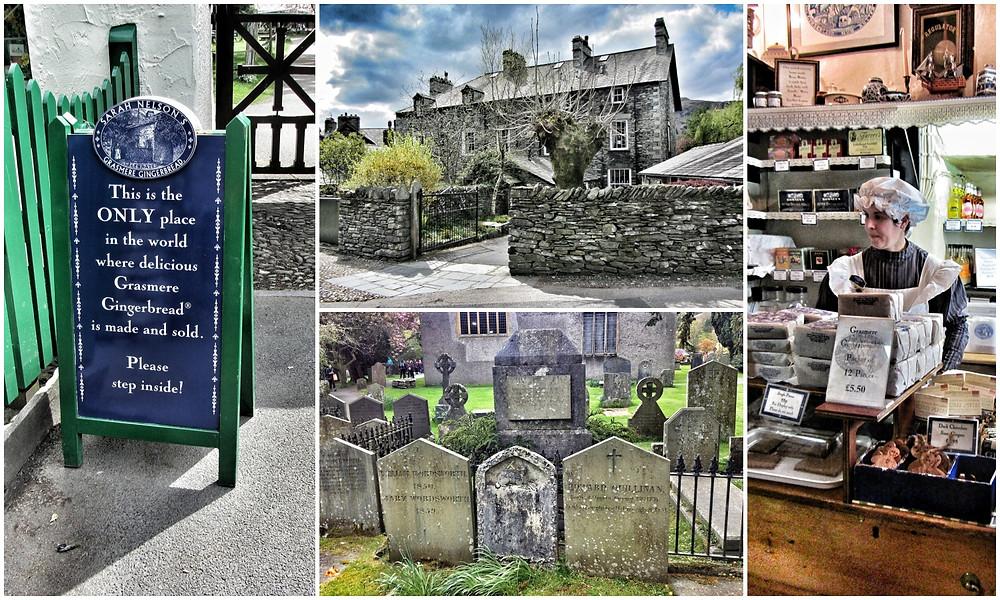 UK England Großbritannien Lake District Blog Roadtrip Christin Otto Leuk Dove Cottage Grasmere Wordsworth