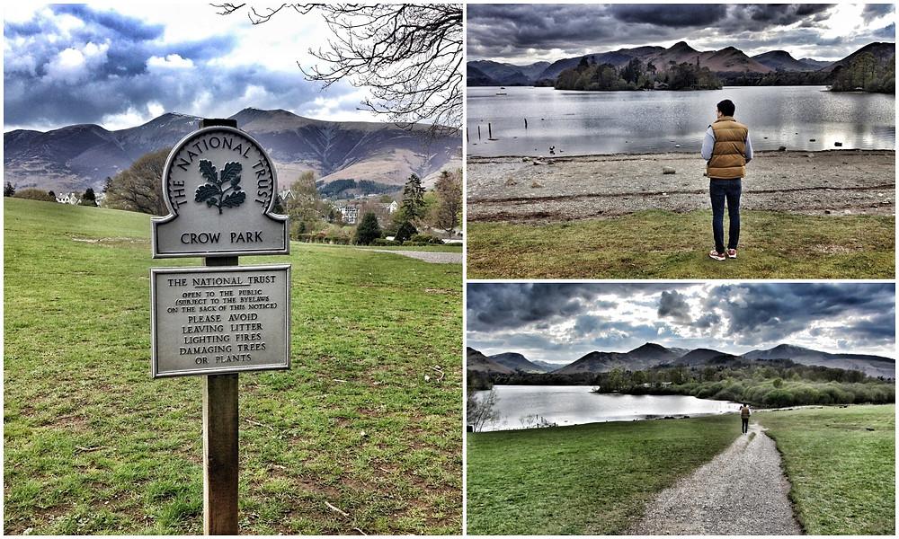 UK England Großbritannien Lake District Blog Roadtrip Christin Otto Leuk Derwent Water