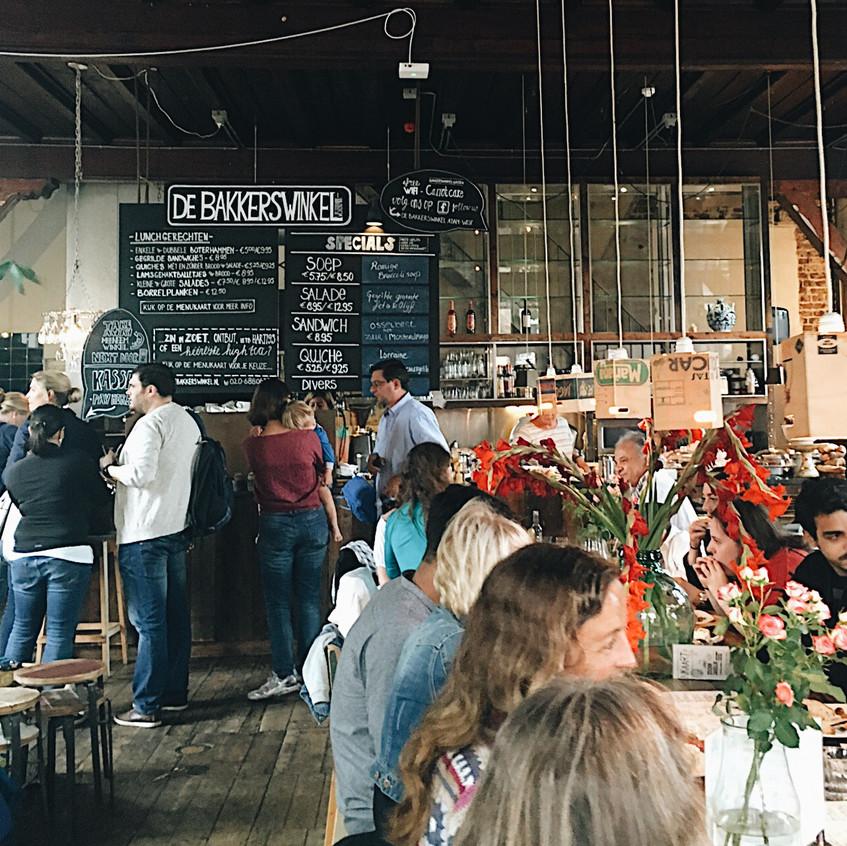 De Bakkerswinkel in Amsterdam-West