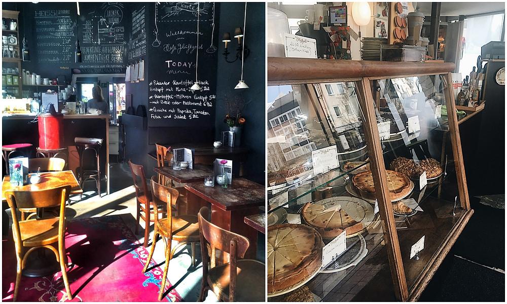 Die besten Cafés in Düsseldorf, Blog Leuk, Café Hüftgold