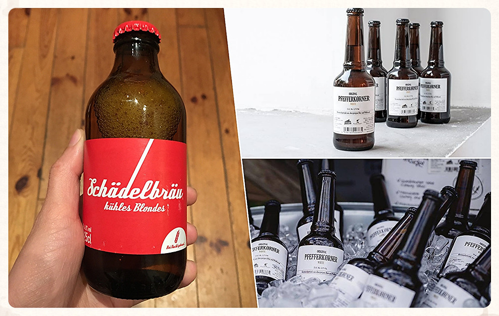 Weihnachten, Weihnachtsgeschenke, kreative Geschenke, Made in Cologne, Geschenkideen, Bier, Alkohol, Schmuck, Kaffee, Delikatessen, Rucksäcke, Armbanduhren, Blog Leuk, Schädelbräu, Pfefferkorner