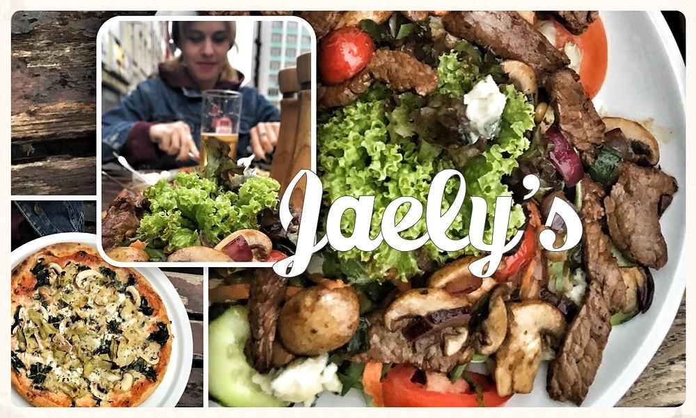 Essen Restaurants Köln beste Restaurants Daikan Jaely's Black Karate Noa Bagatelle Tapas Französisch Pizza Suhsi Salat lecker Asiatisch Blog Leuk Food Christin Otto