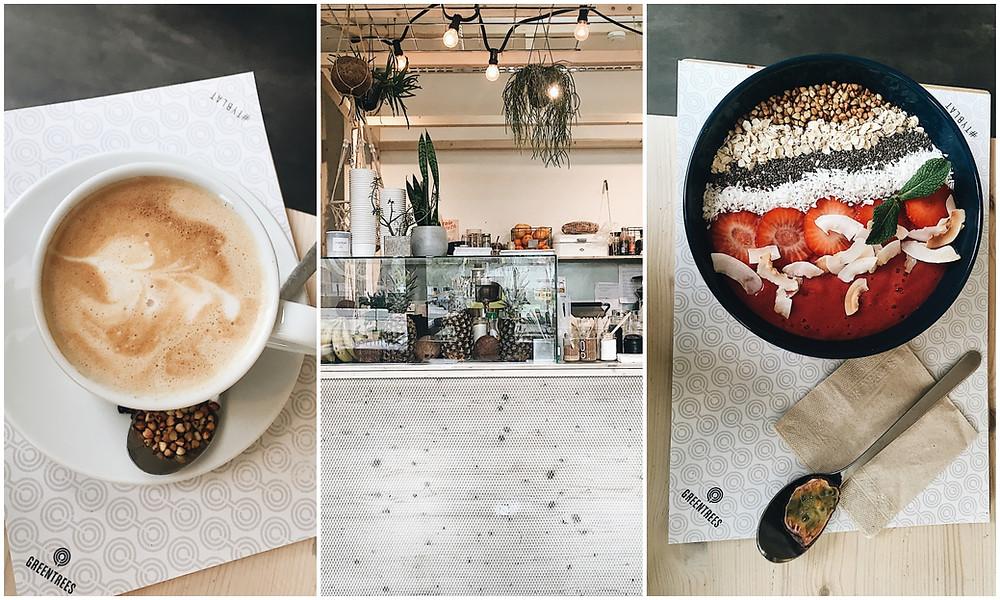 Die besten Cafés in Düsseldorf, Blog Leuk, Greentrees