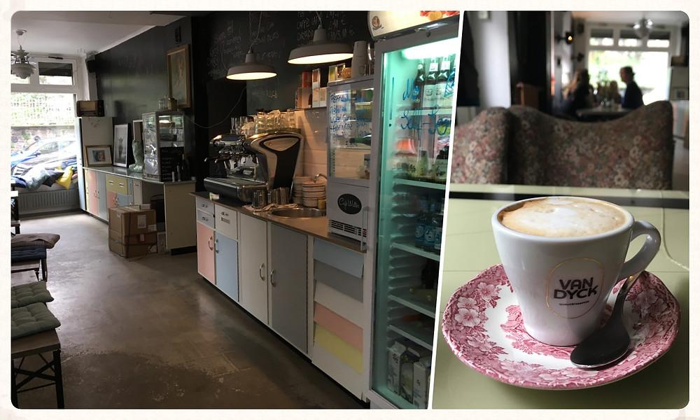 Café Walter, Köln, Südstadt, beste Cafés. Kuchen, Kult, Van Dyck, Blog, Christin Otto, Leuk, Design, Vintage, Retro