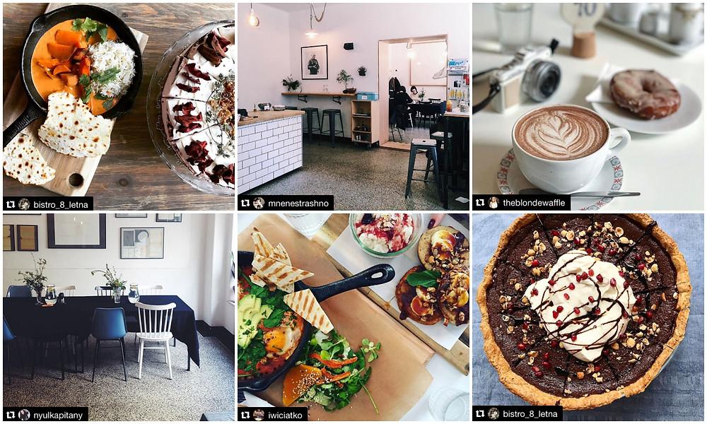 Die besten Cafés in Prag, Prag, Städtetrip, Insider-Tipps, Cafés, Tschechien, Blog Leuk