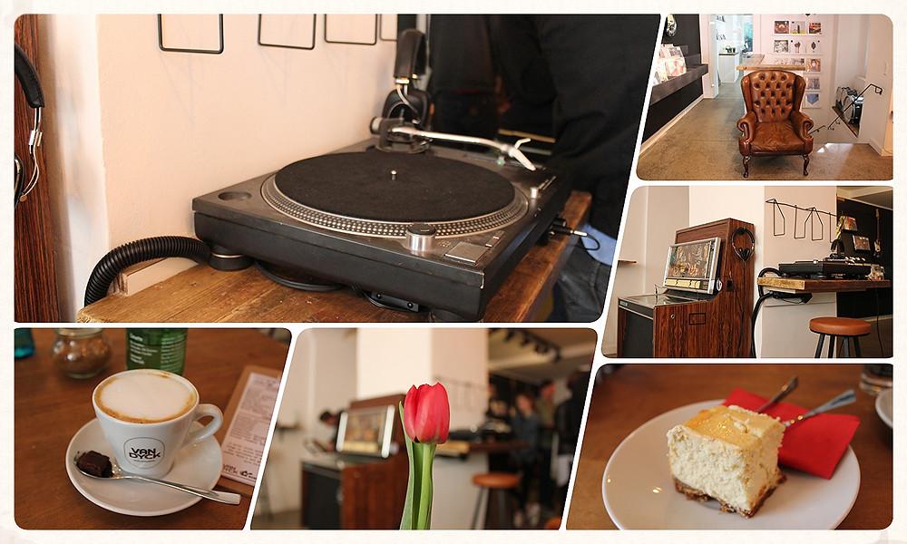 Belgisches Viertel Café As/if Recordstore Kuchen Köln Leuk Blog Christin Otto