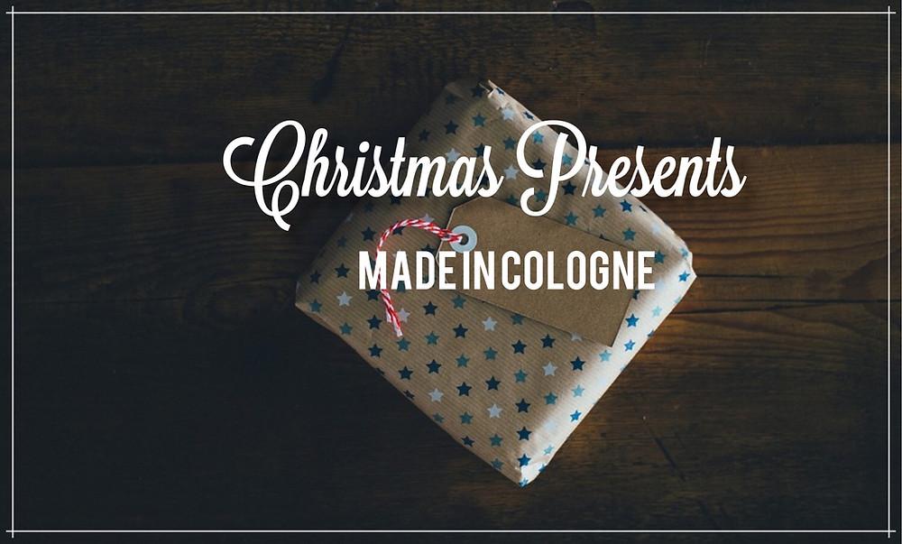 Weihnachten, Weihnachtsgeschenke, kreative Geschenke, Made in Cologne, Geschenkideen, Bier, Alkohol, Schmuck, Kaffee, Delikatessen, Rucksäcke, Armbanduhren, Blog Leuk