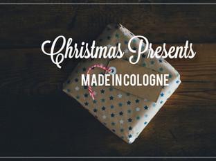 Tolle Weihnachtsgeschenke aus Köln