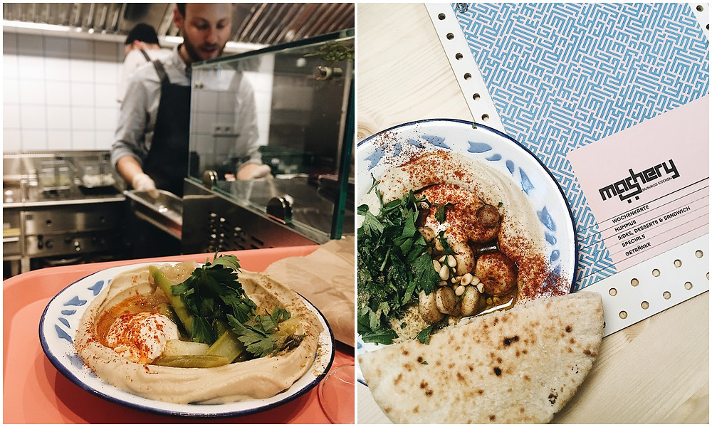 Köln Restuarant Neueröffnungen, Mashery Hummus, Blog Leuk