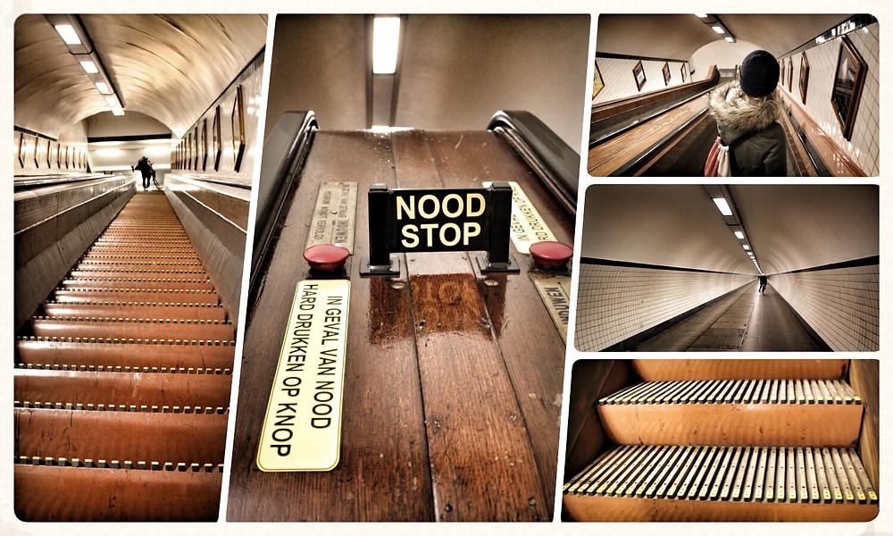 Antwerpen belgien low budget insidertipps sehenswürdigkeiten blog reise leuk ankt-anna-tunnel