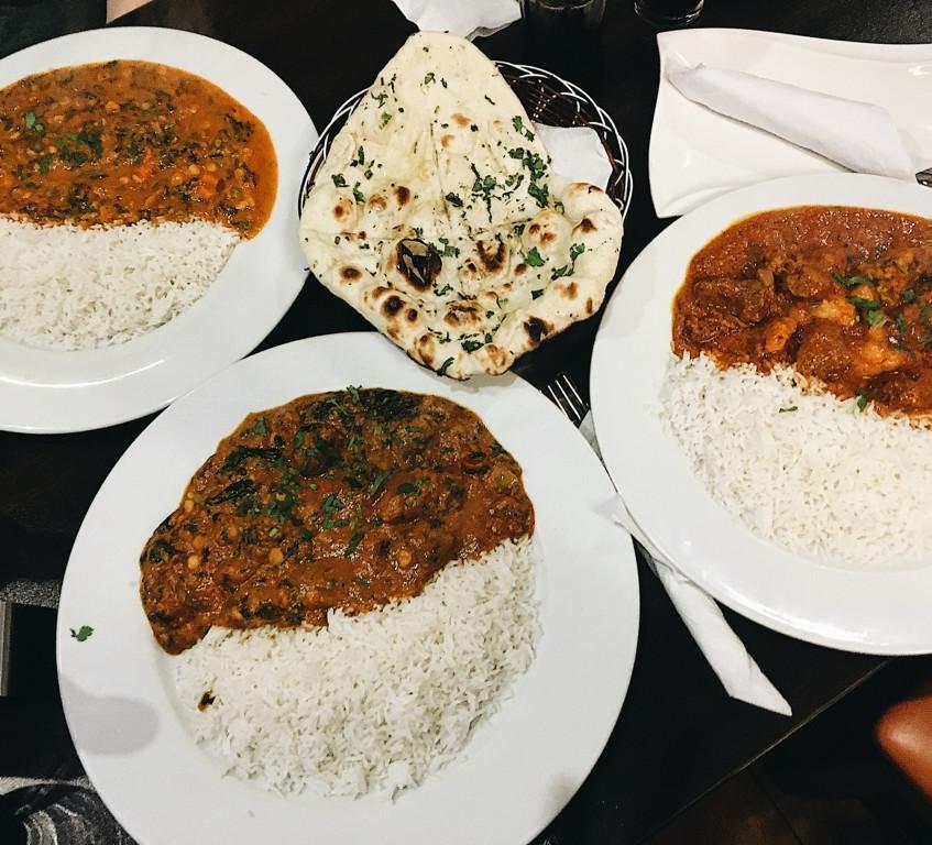 Indian Curry Basmati House