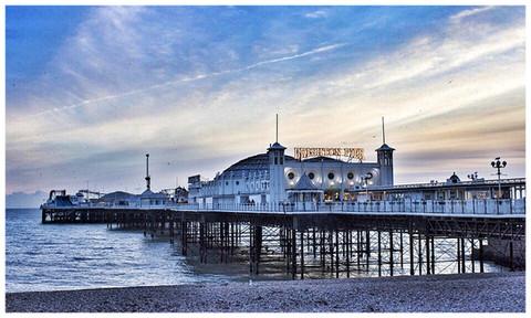 "UK: Brighton – das ""London by the Sea"""