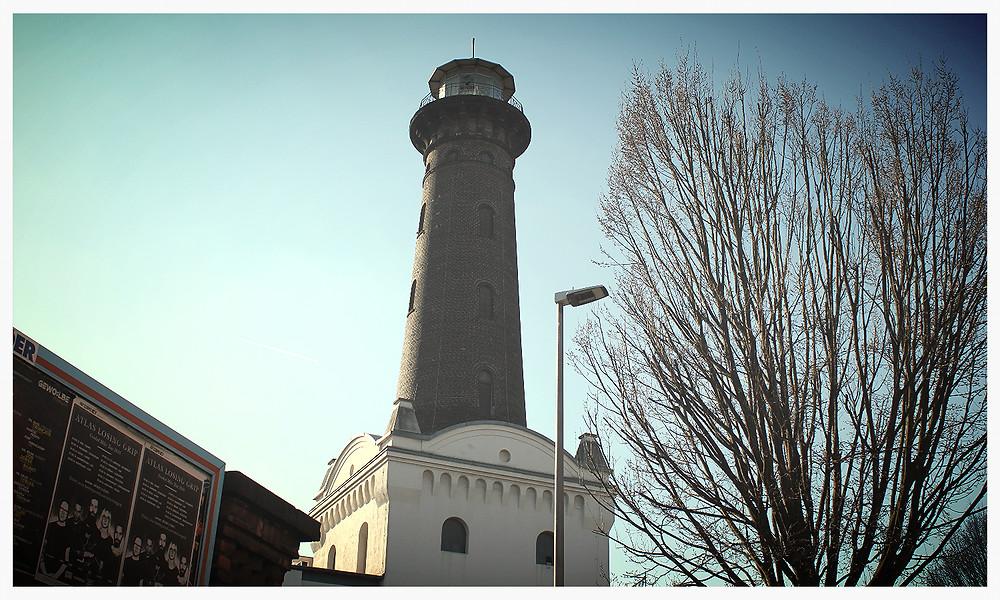 Köln Ehrenfeld Heliosgelände Leuchtturm