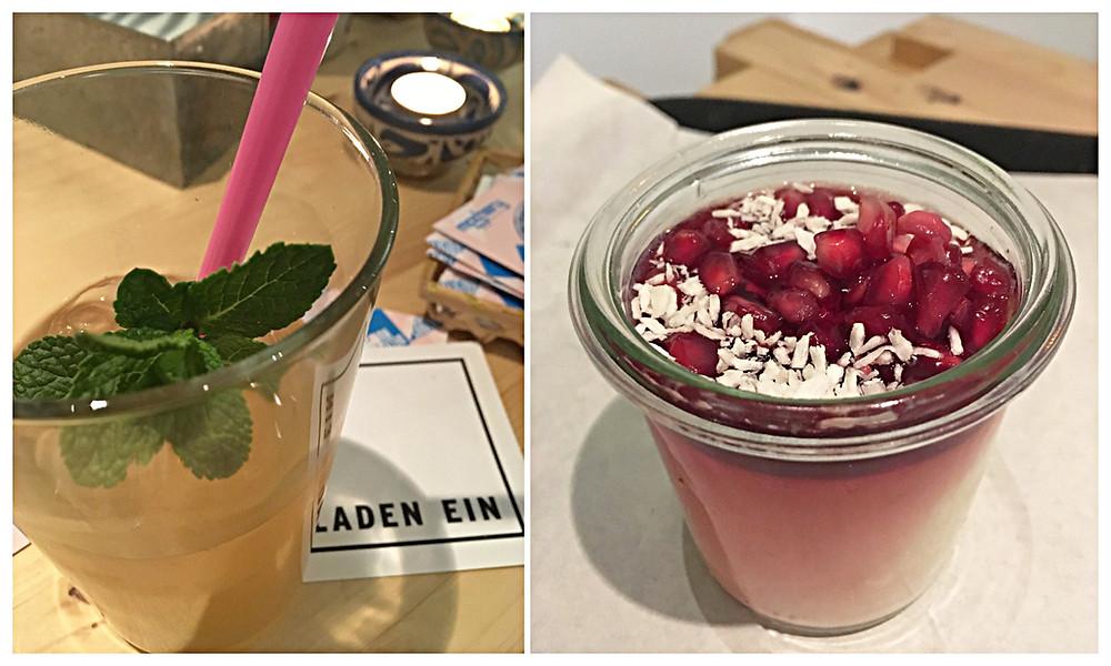 Mashery Hummus Kitchen, Köln, LADEN EIN