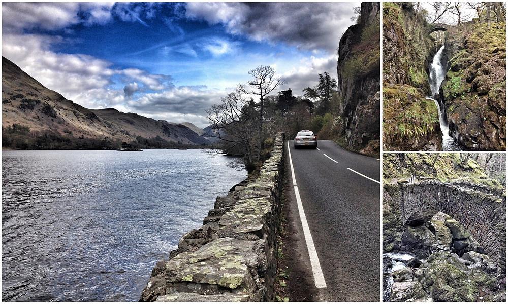 UK England Großbritannien Lake District Blog Roadtrip Christin Otto Leuk Ullswater