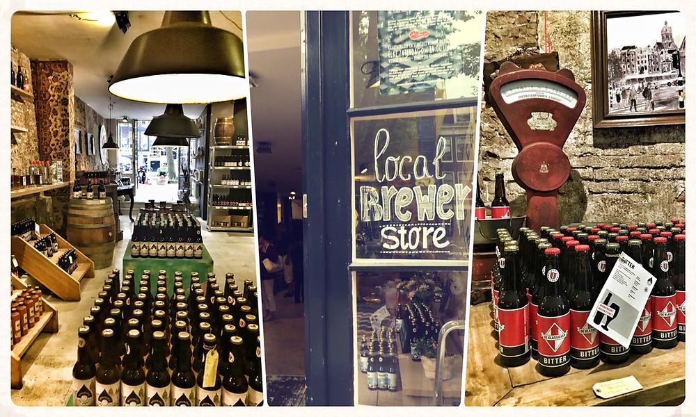 Amsterdam Grachten Travel City Guide Insider-Tipps Städtetrip Blog Niederlande  Local Brewery Bier