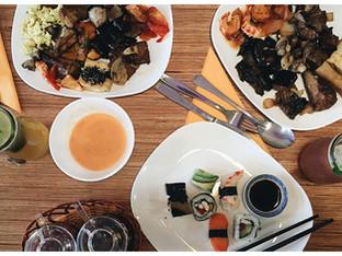 Köln: Veganes Asia-Buffet im Orange Verte