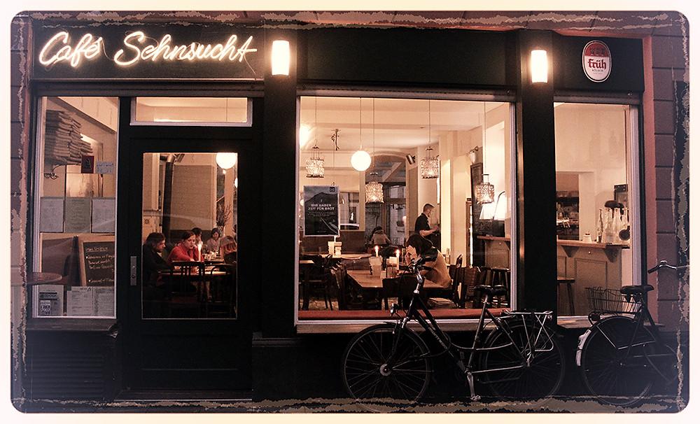Café Sehnsucht Köln Ehrenfeld
