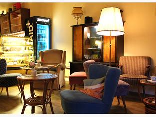 Ehrenfeld: Café Fridolin – wie in Omas Wohnzimmer