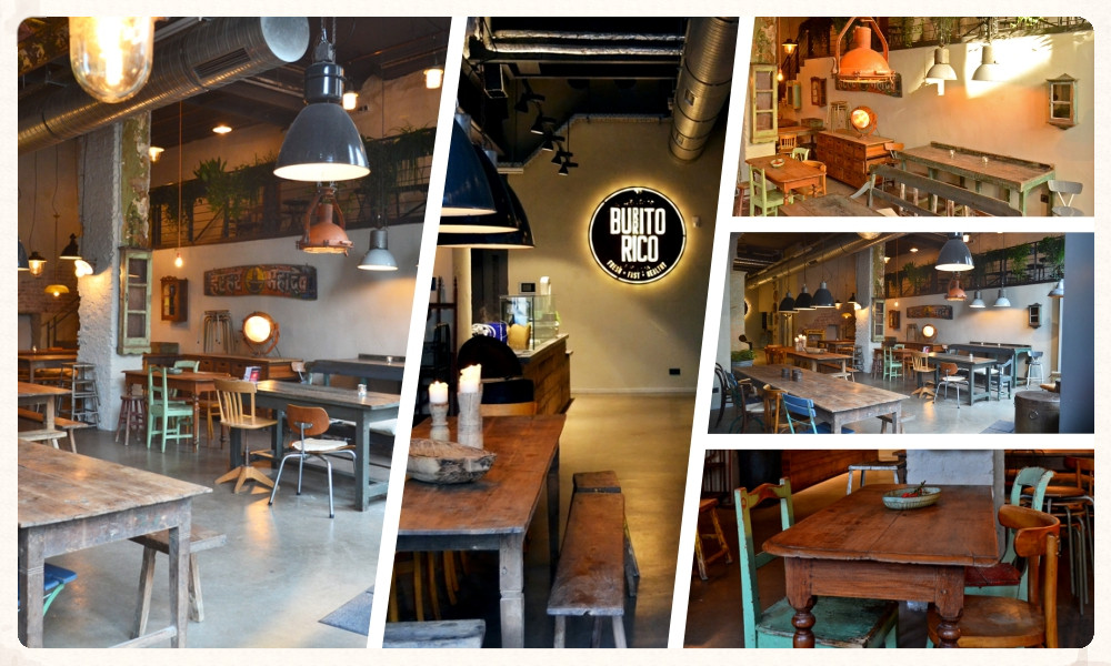 Burrito Rico Köln Aachener Straße mexikanisches Essen