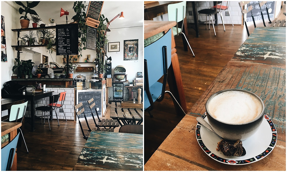 Woanders, Café, Kulturcafé, Ehrenfeld, Vernissage, Patrick Lueke