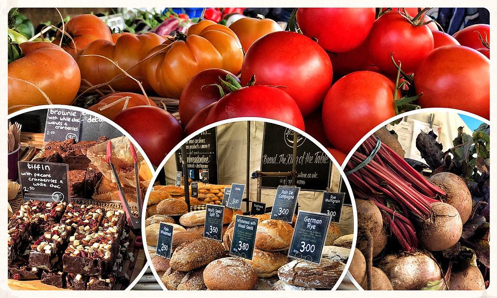 Cambridge Insidertipps Städtereise Ausflug Reise Blog Colleges University Cafés Markt Sehenswürdikeit Blog Christin Otto Wochenmarkt