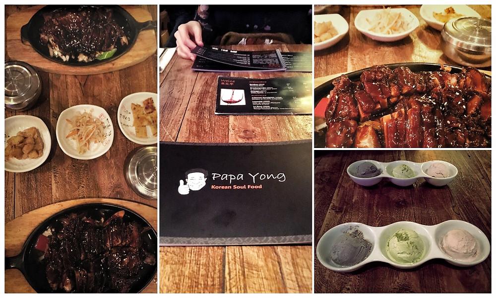 Papa Yong Düsseldorf koreanisch Restaurant Blog Leuk