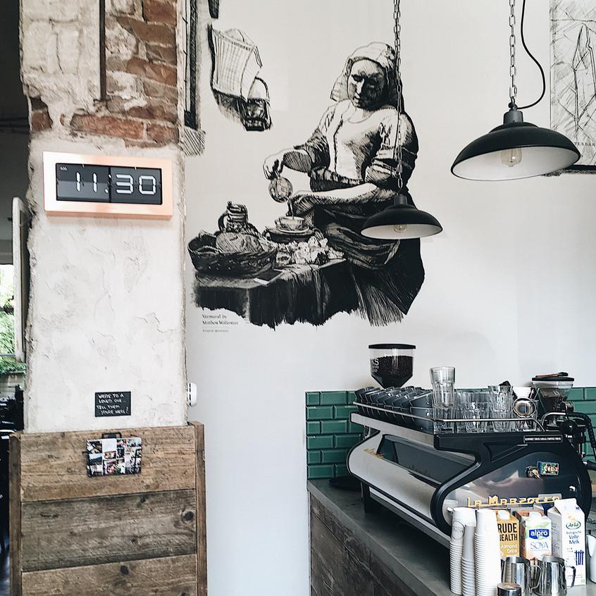 Monks Coffee Roasters