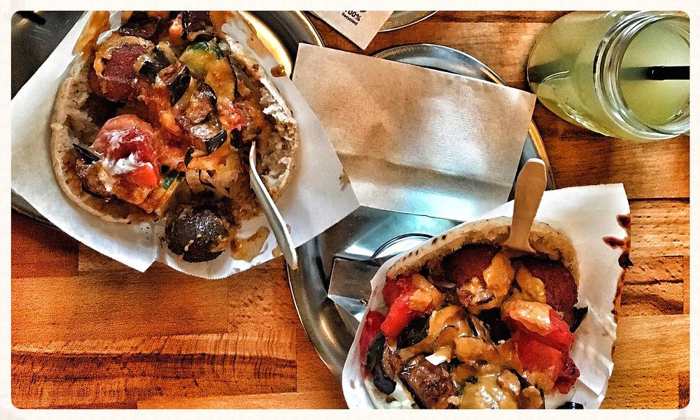Mataim Gorumet Falafel Köln Cologne Food Blog Veggie Vegan Essen gehen Restaurants Imbiss Libanesisch Blog Gastro Leuk Christin Otto