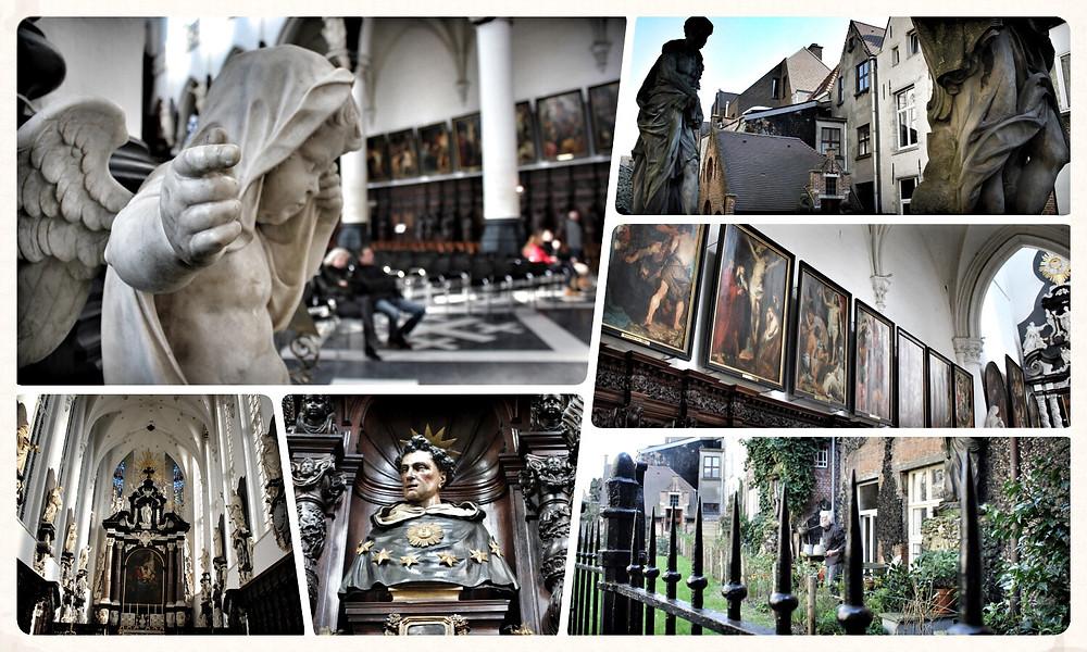 Antwerpen belgien low budget insidertipps sehenswürdigkeiten blog reise leuk St. Paulskirche