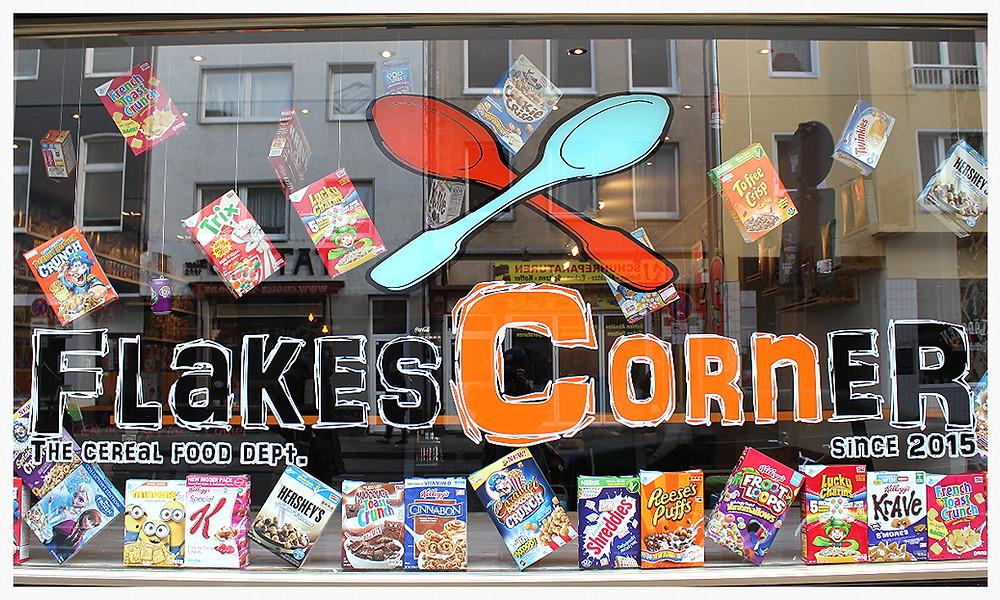 Köln Flakes Corner Südstadt