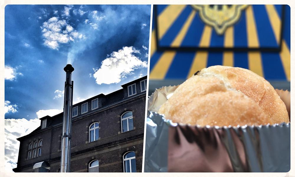 Food-Schwächen Kaffee Cappuccino Kirschbier Curry Pommes Joppiesauce Rouladen Milchshake Cheesecake Matcha Kebapland Köln Food Blog Leuk Christin Otto