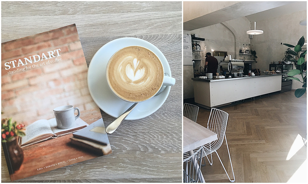 Die besten Cafés in Prag, Prag, Städtetrip, Insider-Tipps, Cafés, Tschechien, Urban Café, Blog Leuk