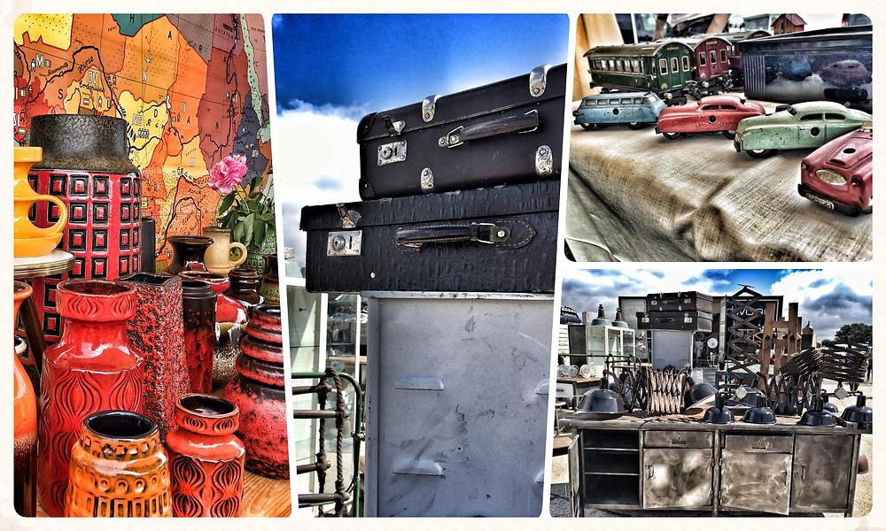 England UK Großbritannien UK Antikmarkt Antiques Ardingly Travel Travelblog Blog Leuk Christin Otto