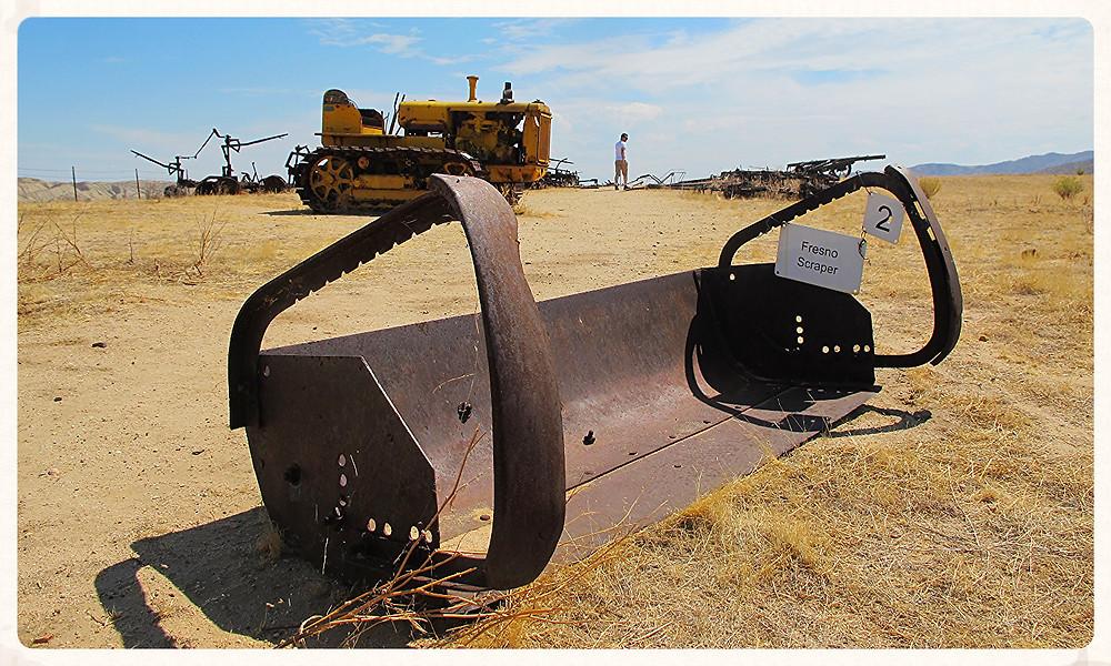 Kalifornien Roadtrip US-Westküste Reiseblog LA USA Christin Otto Traver Ranch
