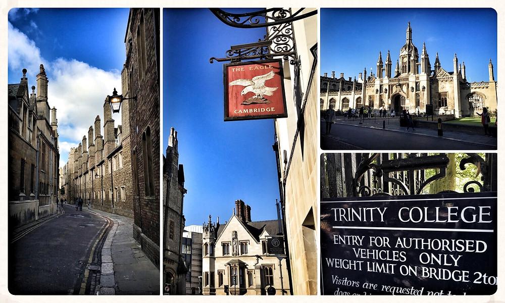 Cambridge Insidertipps Städtereise Ausflug Reise Blog Colleges University Cafés Markt Sehenswürdikeit Blog Christin Otto Pubs