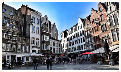 Belgien: Low-Budget-Sightseeing in Antwerpen