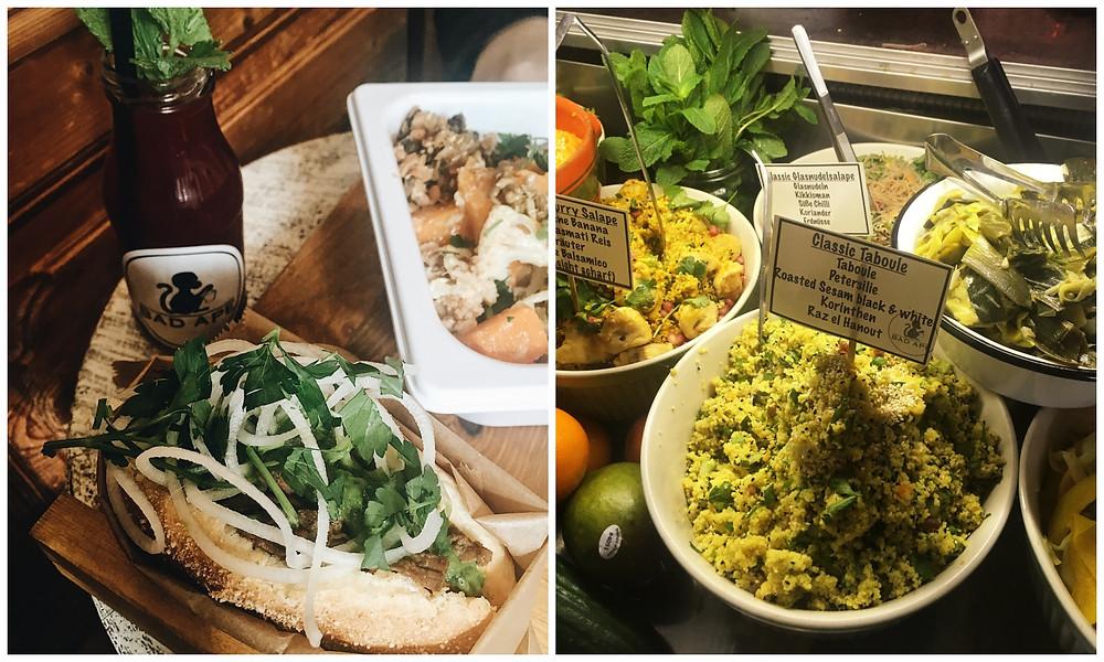 Bad Ape, Köln, Sandwiches, Blog, Blog Leuk, Peng Chapelle