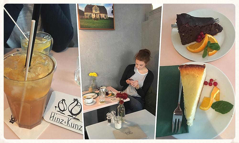 Café Köln Beste Cafés Köln Lindenthal Hinz & Kunz Kuchen Cheesecake Blog Bewertung Leuk Christin Otto