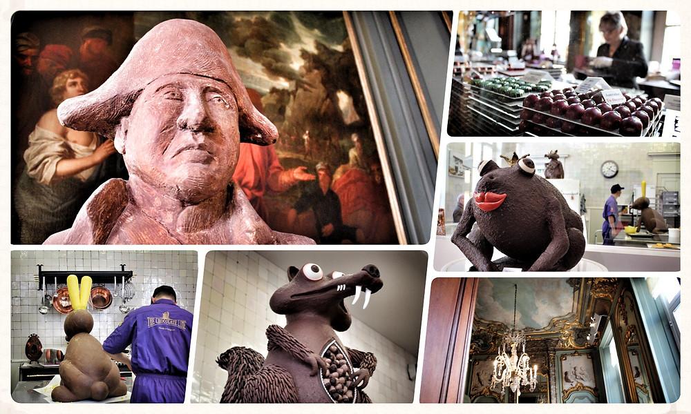 Antwerpen belgien low budget insidertipps sehenswürdigkeiten blog reise leuk The Chocolate Line