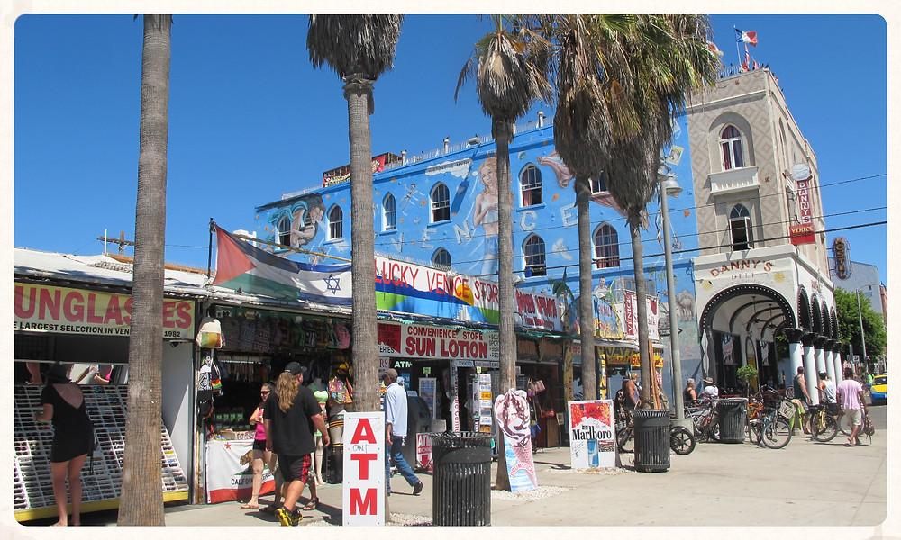Los Angeles Reiseblog Travelblog USA-Roadtrip Venice Beach Hollywood Boulevard Beverly Hills Christin Otto