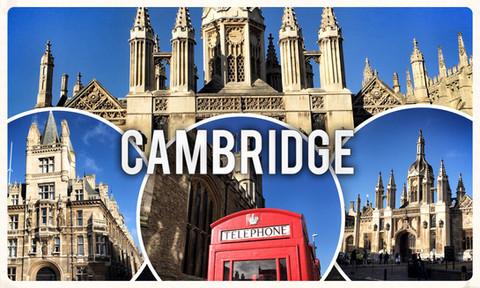 UK: Cambridge – das englische Venedig