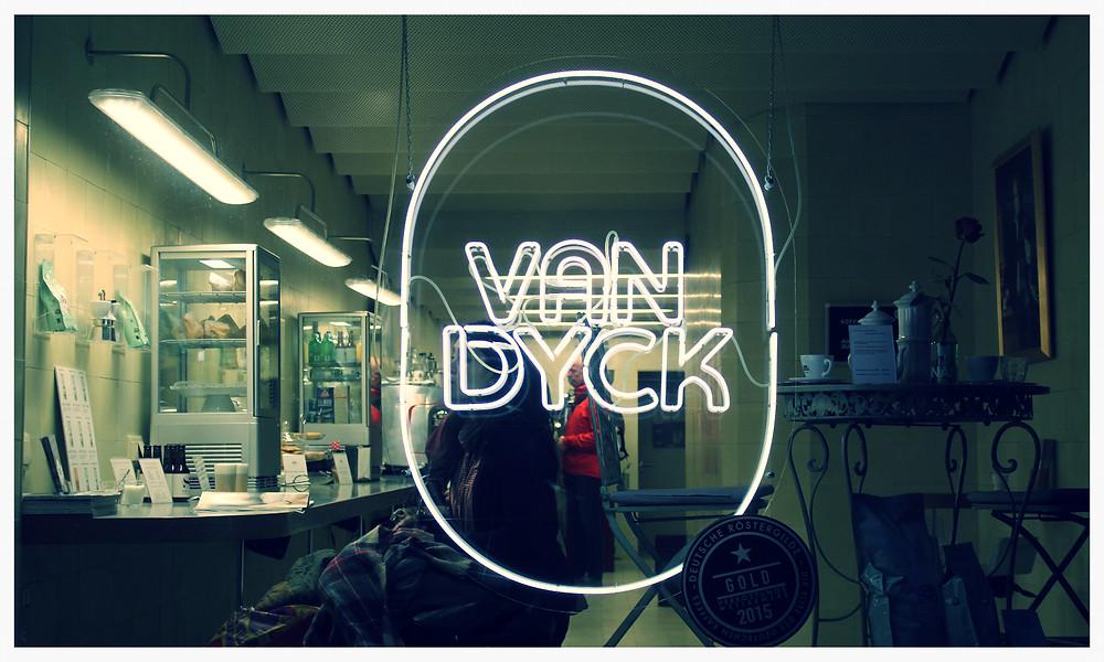 Van Dyck Espressobar in Köln Ehrenfeld