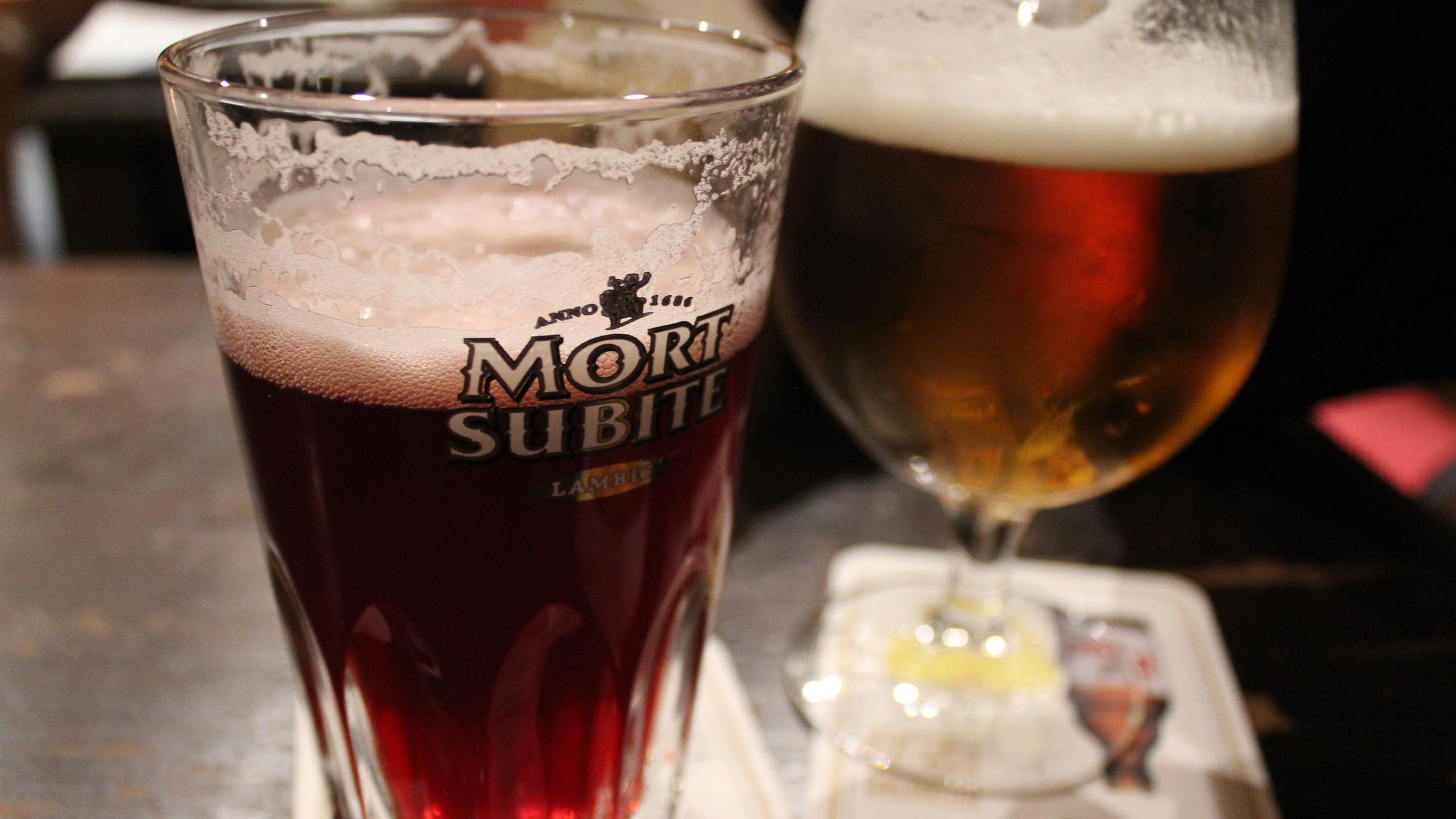 Belgische Biere im elften Gebot