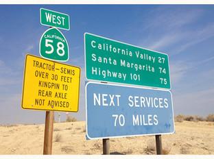 Roadtrip USA, Pt. I: Carrizo Plain – die Stille hören