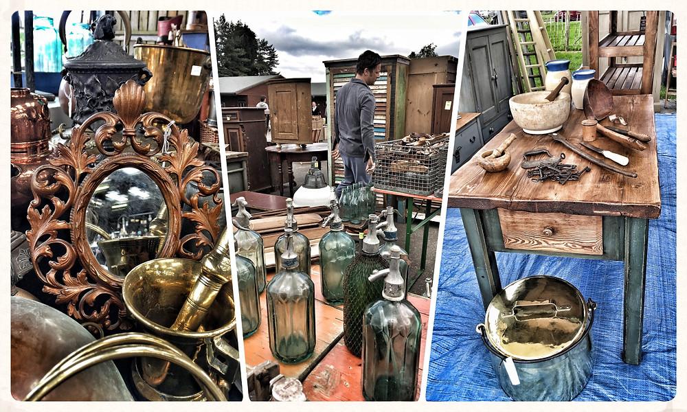 England UK Großbritannien UK Antikmarkt Antiques Ardingly Travel Travelblog Blog Leuk Christin Otto Jamie Oliver