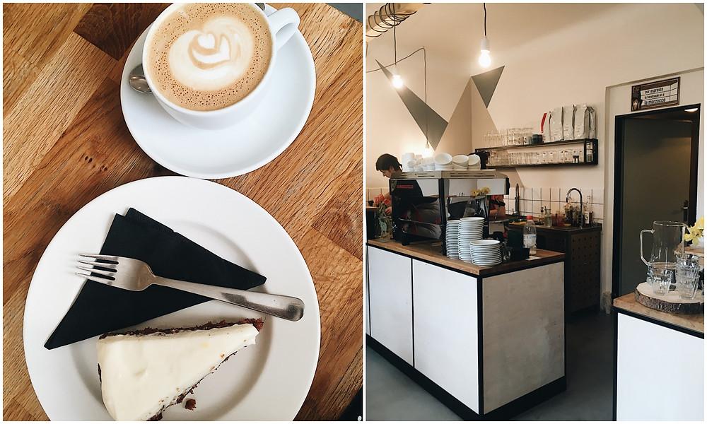 Die besten Cafés in Prag, Prag, Städtetrip, Insider-Tipps, Cafés, Tschechien, Café Jen, Blog Leuk