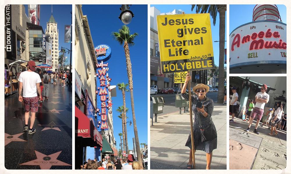 Los Angeles Reiseblog Travelblog USA-Roadtrip Venice Beach Hollywood Boulevard Beverly Hills Christin Otto Leuk
