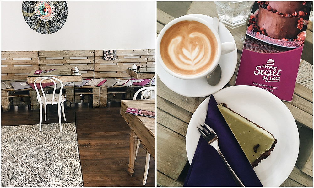 Die besten Cafés in Prag, Prag, Städtetrip, Insider-Tipps, Cafés, Tschechien, Sweet Secret of Raw, Blog Leuk