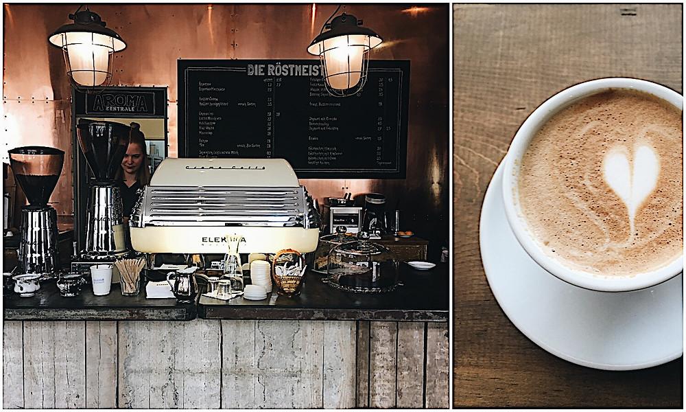 Die besten Cafés in Düsseldorf, Blog Leuk, Die Röstmeister